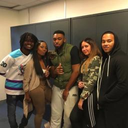 #GroupChatPodcast – Series 1